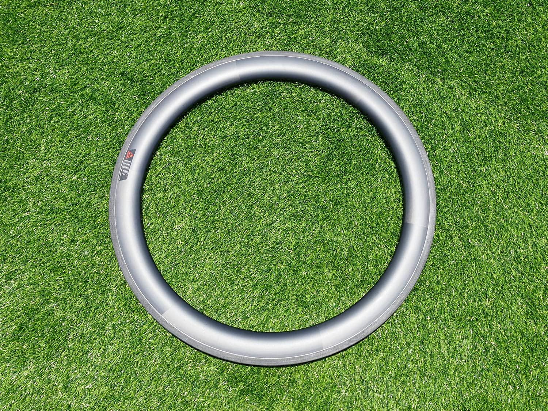 Width 27mm Wide U Shape 60mm Cycling Wheel Rims 3K Carbon Matt Bike Tubular Rim 700C Carbon Road Bicycle Rims 60mm (20, 24 Holes)