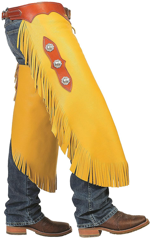 Weaver Leather Doetan Chinks with Skirting Leather Yoke Set
