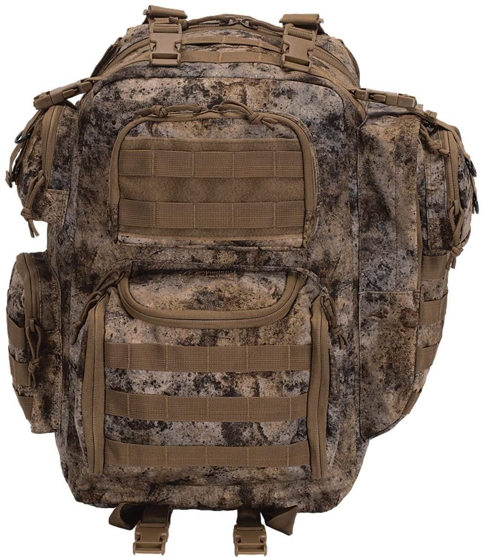 VooDoo Tactical 15-9032 Matrix MOLLE Assault Pack, Camo