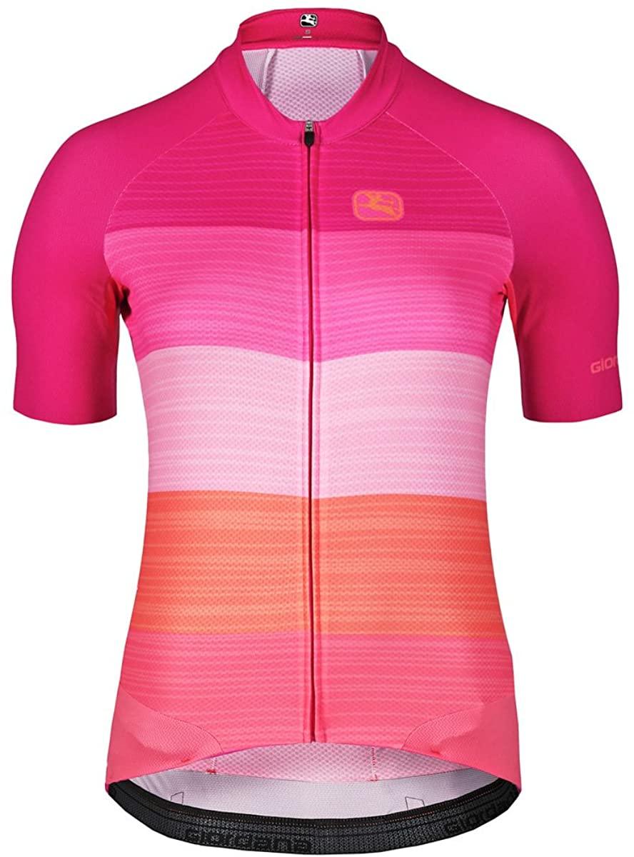 Giordana Womens Sweet Escape Tenax Pro Short Sleeve Cycling Jersey - GICS17-WSSJ-TENA-SWEE