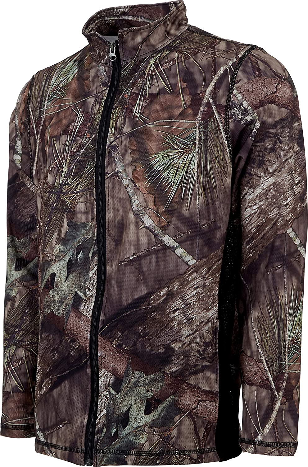 Zeek Outfitter Lightweight Breathable Camouflage Jacket