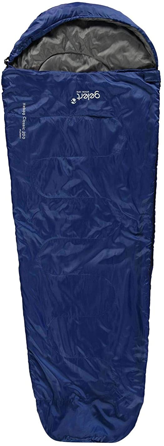 Gelert Unisex Hebog Mummy Sleeping Bag