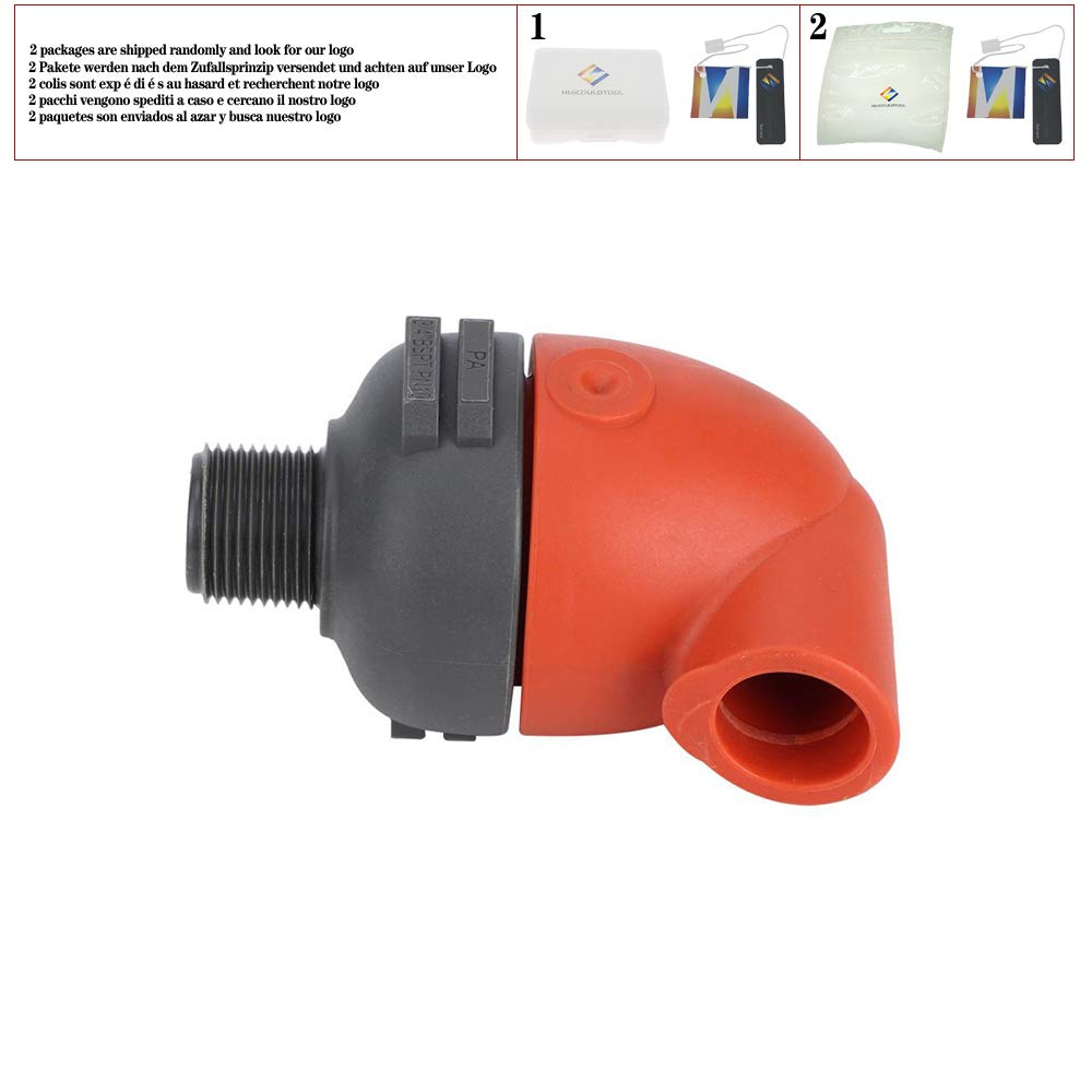 Agricultural Irrigation Tool Automatic Air Vacuum Relief Valve Exhaust Valve Male Thread G3/4in Solenoid Valve