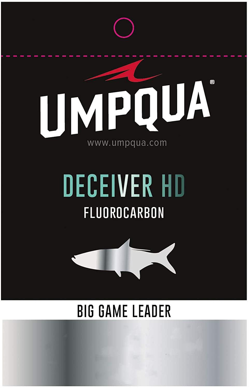 Umpqua Deceiver HD Big Game Fluorocarbon Leader