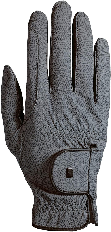Roeckl Grip Winter Glove Anthracite / 6