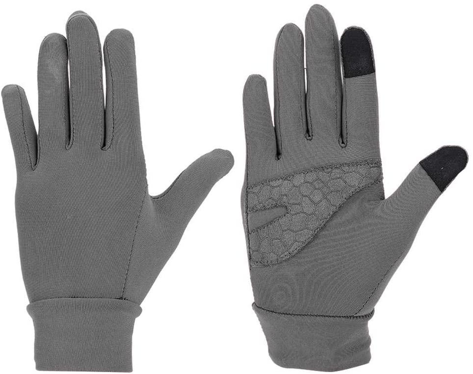 Kids Cycling Gloves,Non-Slip Cycling Touch Screen Full Finger Gloves Winter Warmer Gloves Windproof Gloves Warmer Hand for Children Kids