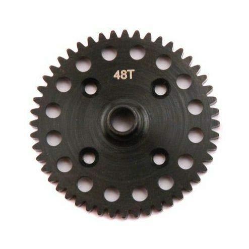 Center Diff 48T Spur Gear Lightweight: 8B/8T LOSA3556