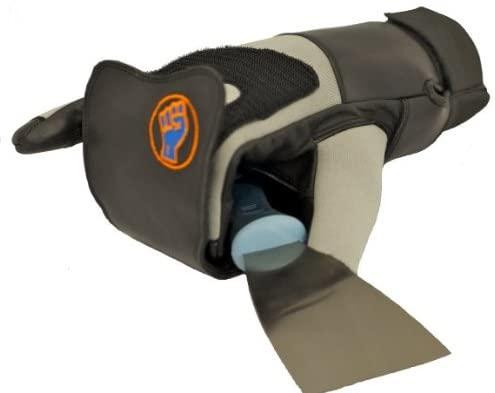 Gripeeze Ultimate Tradegrip Glove - Black/grey - Extra Large - Left - Mens