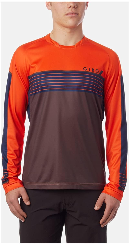 Giro Unisex Roust Long Sleeve MTB Jersey Jersey Ls
