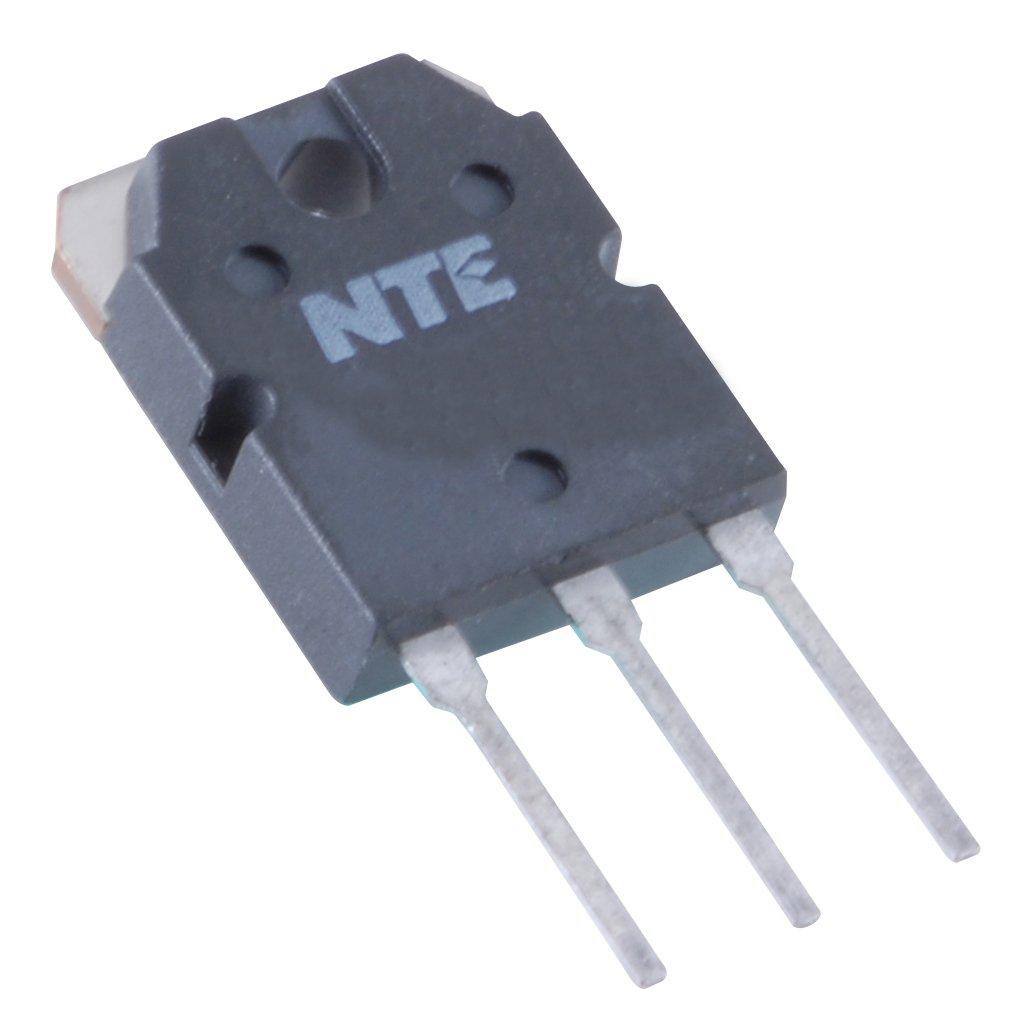 NTE Electronics NTE2541 NPN Silicon Complementary Darlington Transistor, Motor Relay Driver, 120V, 25 Amp