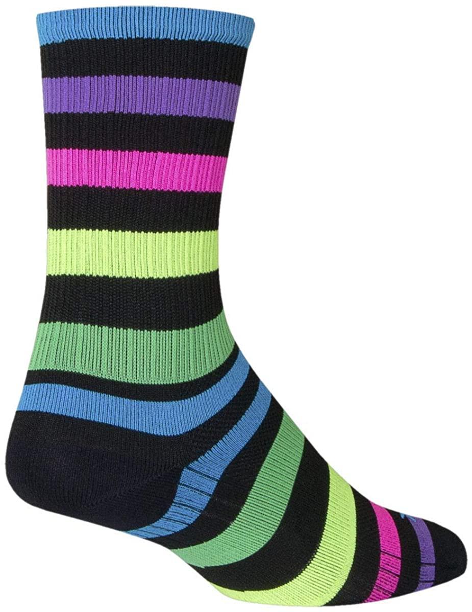 SockGuy, SGX Performance Socks, Night Bright