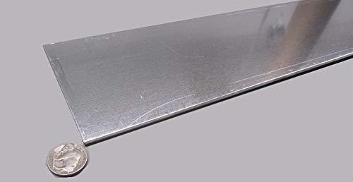 3003-H14 Aluminum Bar Stock.125