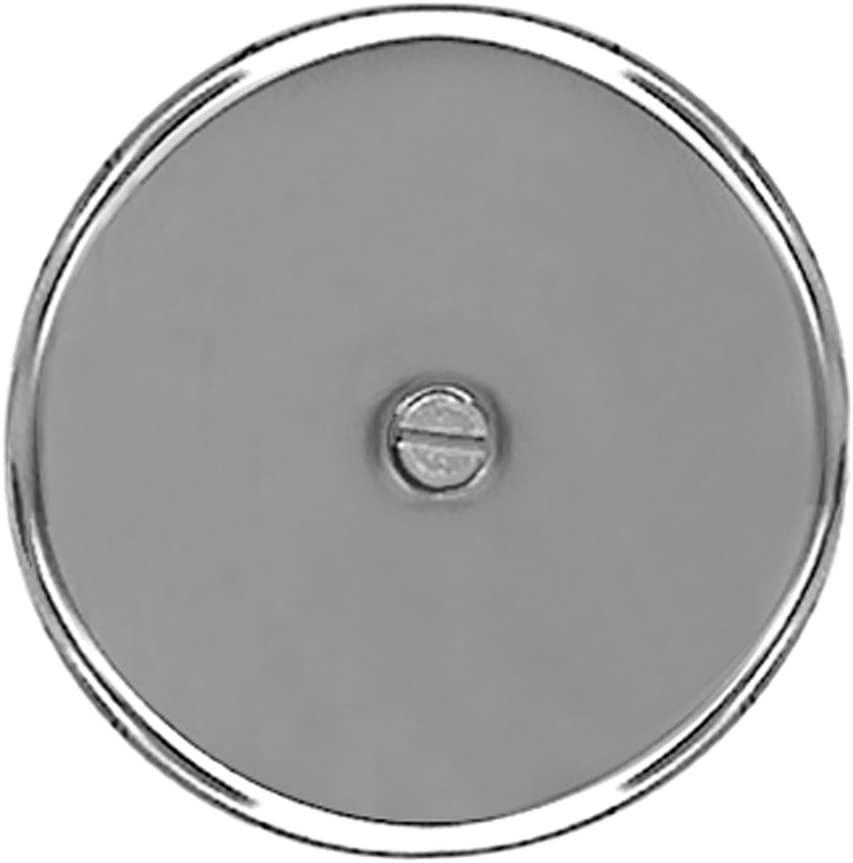 Jones Stephens Corp - 8 Ss Ext Cover W/4 Bolt