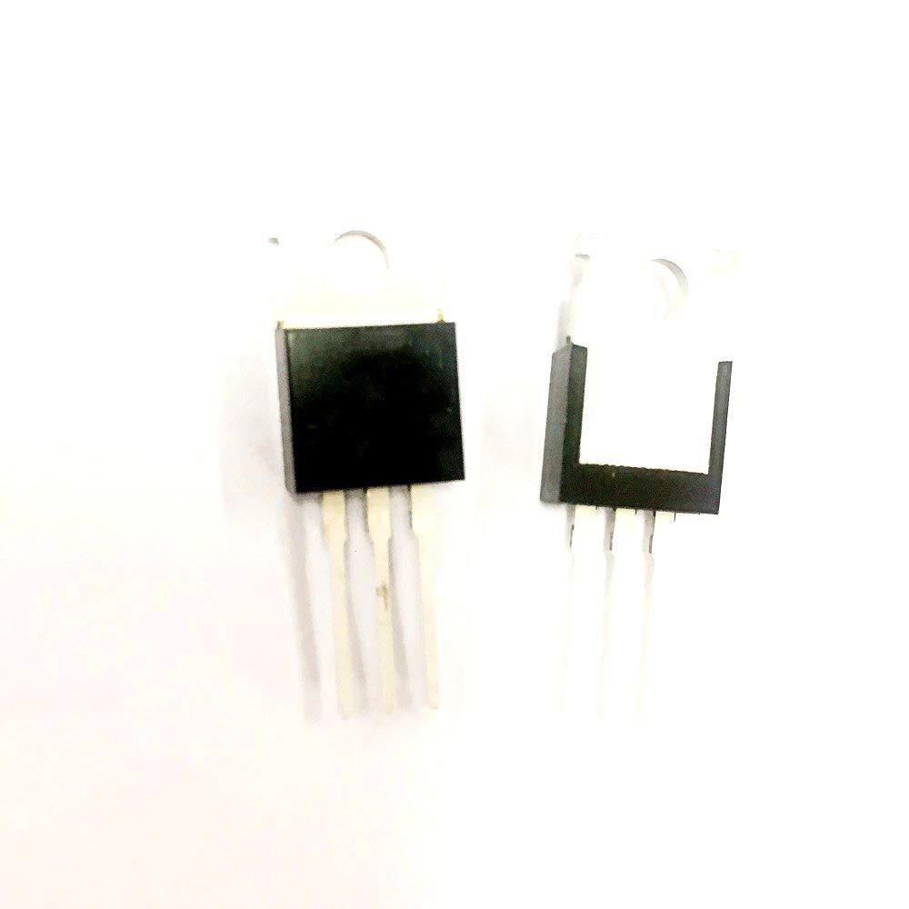 iProTool 100pcs BU406 TO-220 7A 200V 60W NPN