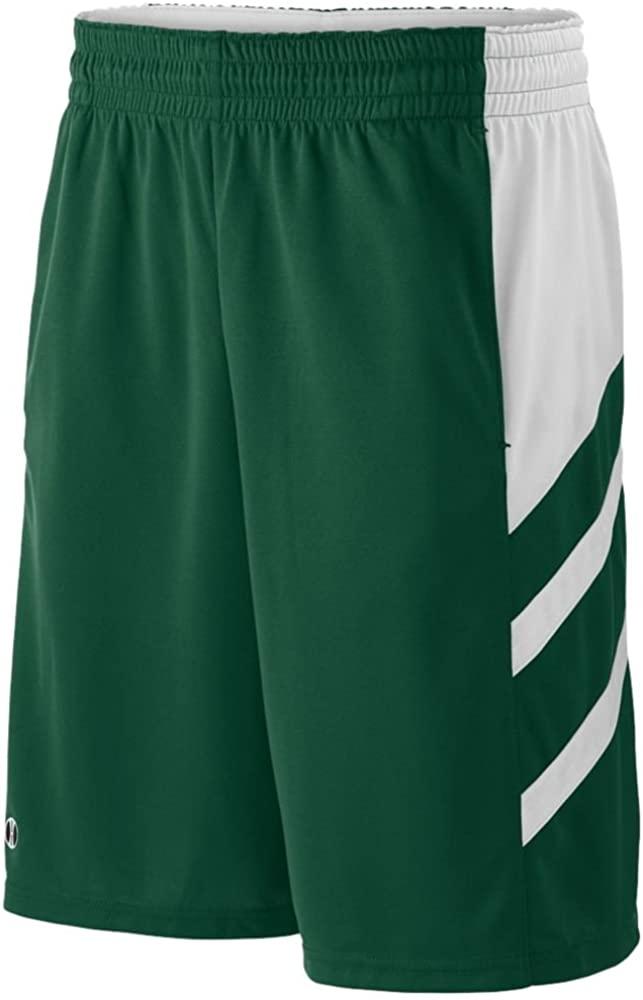 Youth X-Large Forest/White Training Shorts
