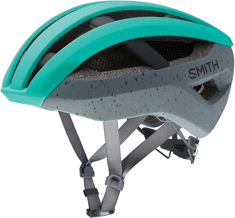 Smith Network MIPS Helmet Matte Jade/Charcoal, M