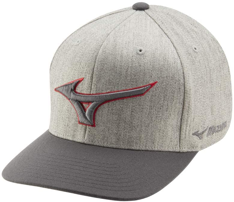 Mizuno Diamond Snapback Golf Hat (One Size)