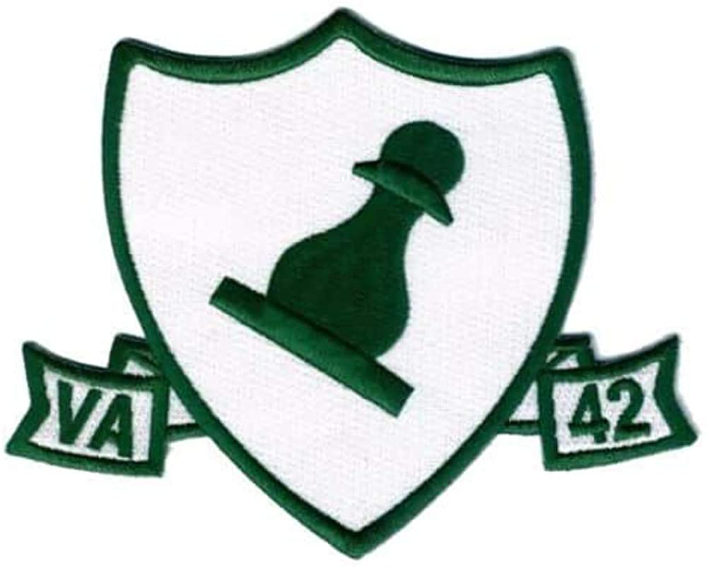 VA-42 Green Pawns Squadron Patch – Sew On