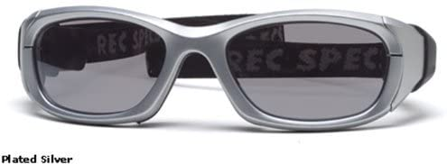 Rec Specs Protective Sports Eyewear- Maxx 31 - Plated Silver/Silver Flash 55mm