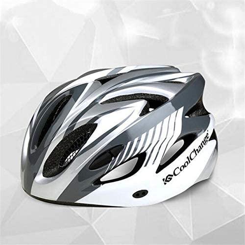 Heemtle Outdoor Sports Cycling MTB Bike Bicycle Helmet Ultralight Bicicleta Bike MTB Road Cycling Helmet 4 Colors Optional (Adjustable:57-62CM)