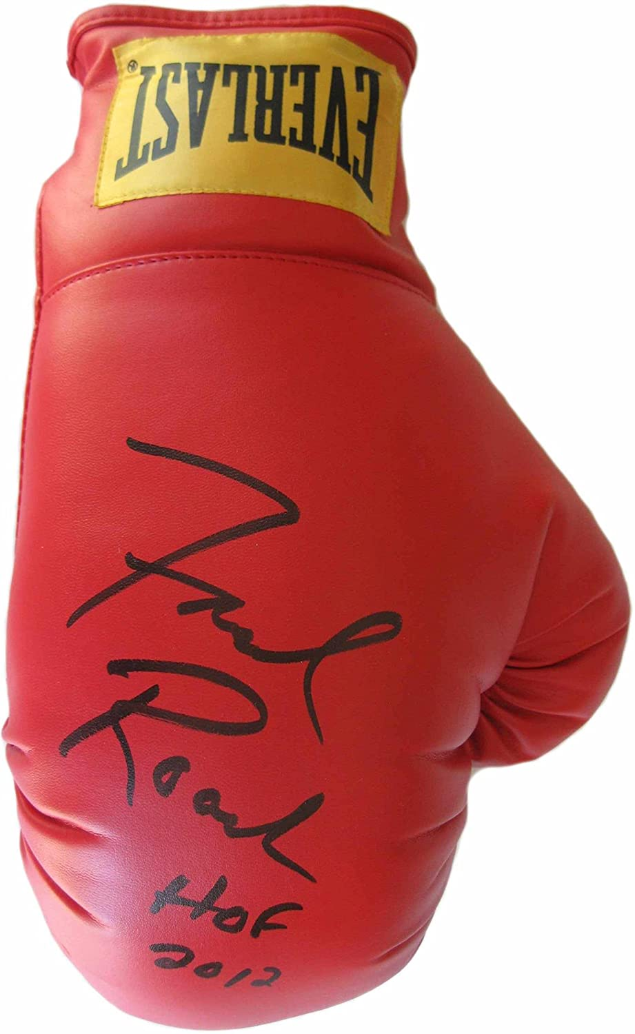 Freddie Roach, Signed, Autogrpahed, Everlast Boxing Glove, the Glove Comes with a COA and Proof Photo of Freddie Signing the Glove.