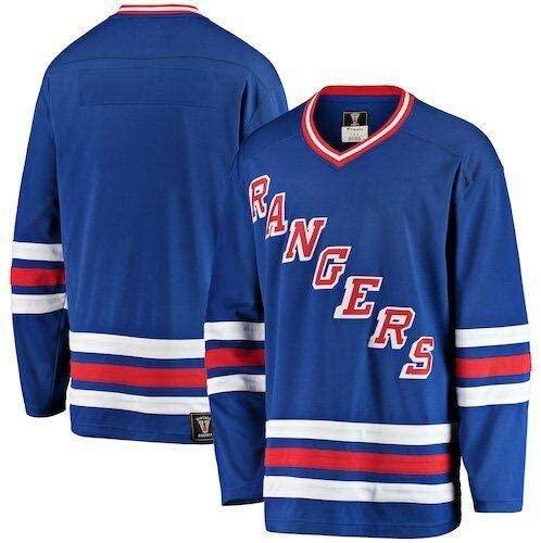 Alexei Kovalev Signed Jersey - New York Rangers Fanatics Vintage - Autographed NHL Jerseys