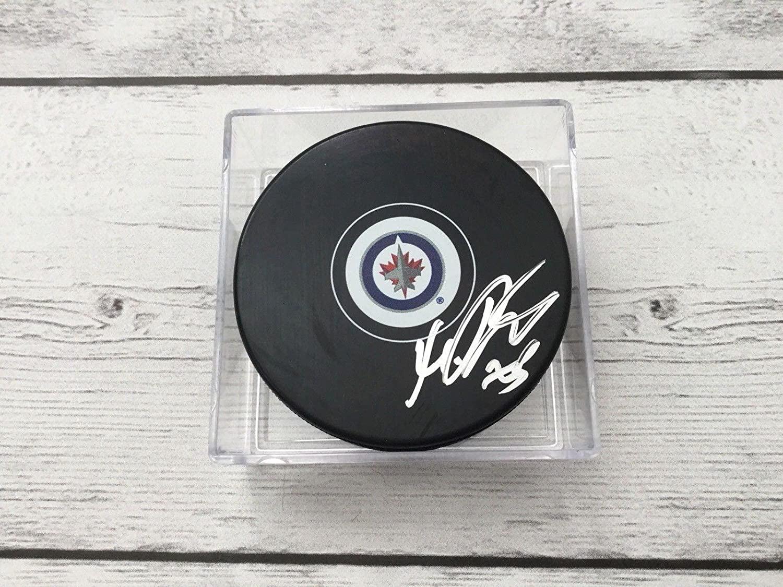 Marko Dano Signed Hockey Puck - a - Autographed NHL Pucks