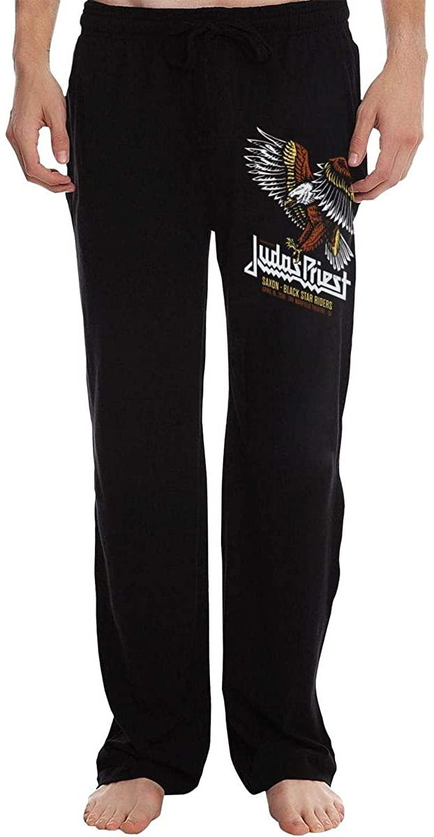 Liuqidong Judas Priest Men's Sweatpants