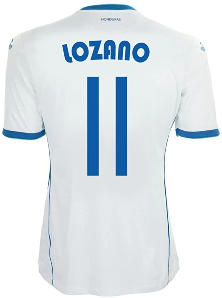 Joma Losano # 11 Honduras Home Jersey World Cup 2014 (2XL)