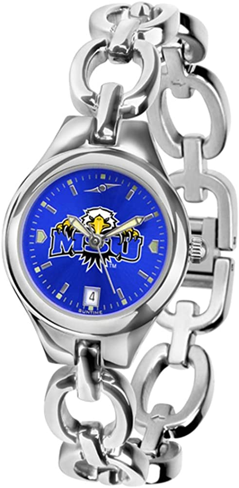 Linkswalker Mens Morehead State University Eagles Eclipse Anochrome Watch