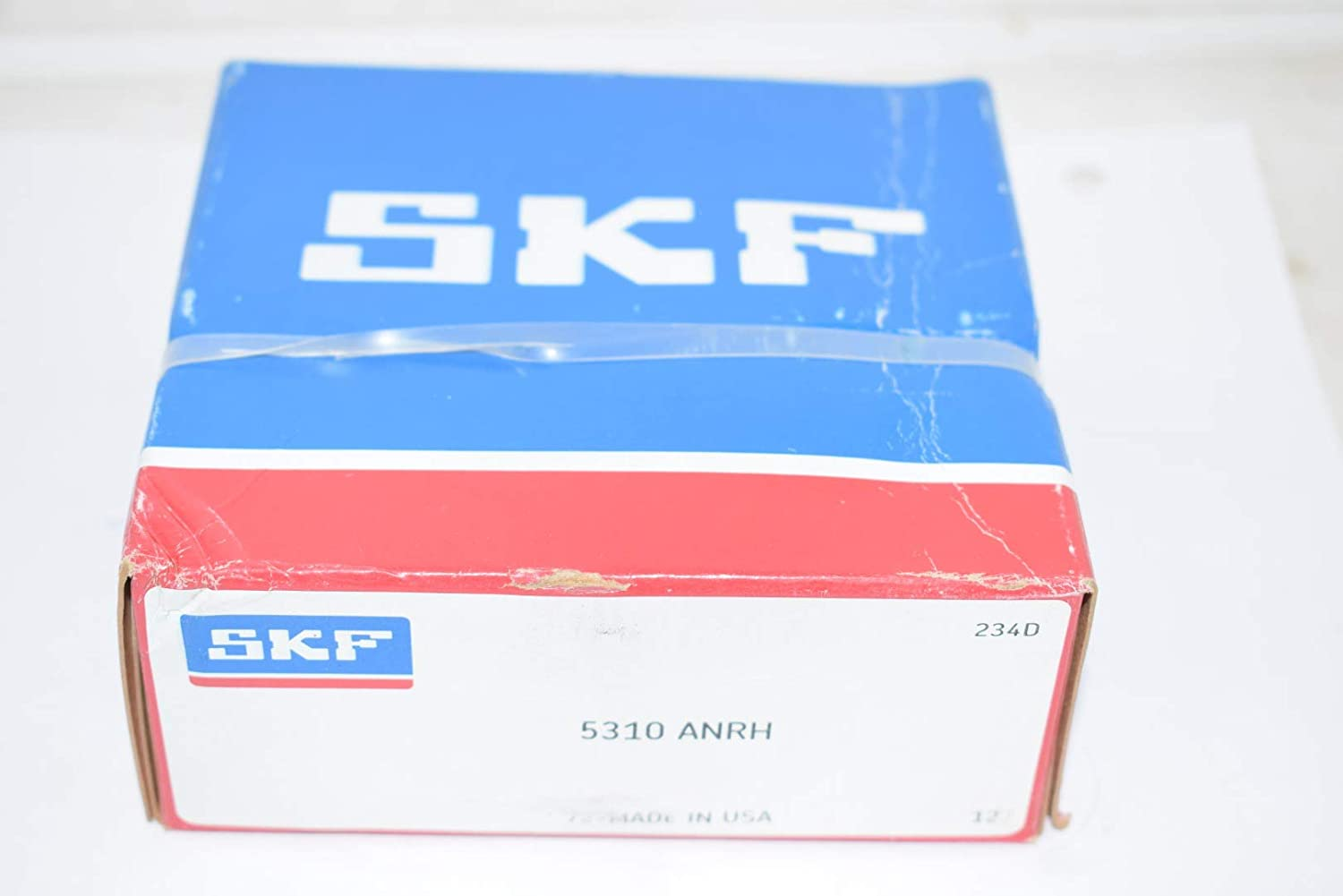 New SKF Radial Ball Bearing with Snap Ring 5310 ANRH