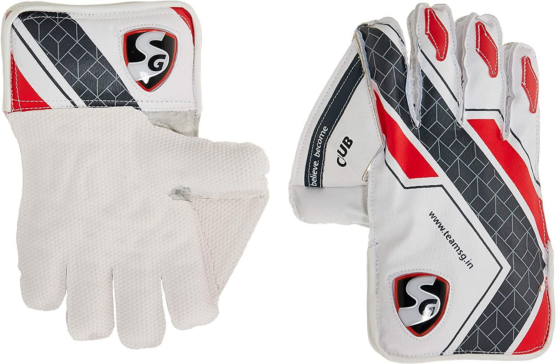 Wicket Keeping Gloves - Sg Club - Boys Size
