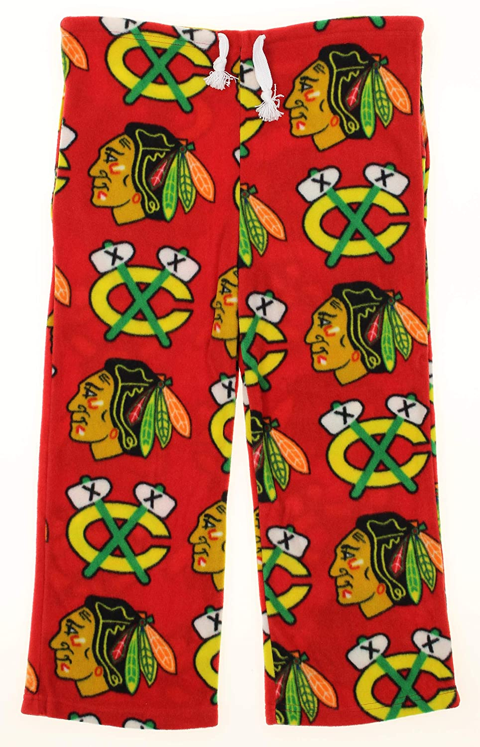 Outerstuff NHL Youth's Chicago Blackhawks Fleece Pant