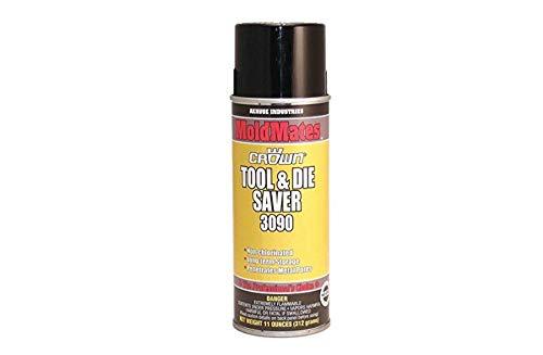 Crown 3090 Tool Saver - 11 oz. Aerosol,Light Amber