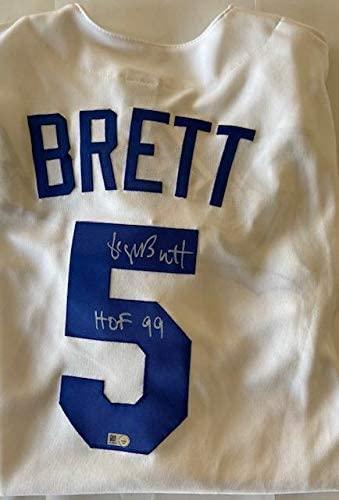 George Brett Autographed