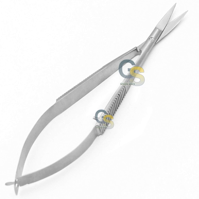 CASTROVIEJO Scissor 6 Curved G.S Instruments