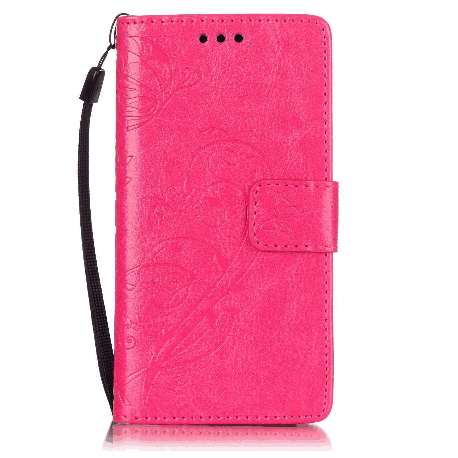 Samsung Galaxy S9 Flip Case, Cover for Leather Extra-Shockproof Business Card Holders Kickstand Wallet case Flip Cover