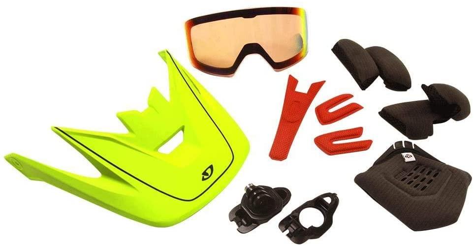 Giro Quarter Bicycle Helmet Replacement Pad Set