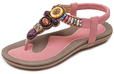 Colors of Rainbow RainbowElk Womens Boots Winter Mary Jane PU Casual Wedge Heel Feather, blushing pink, us10.5/eu42/uk8.5/cn43