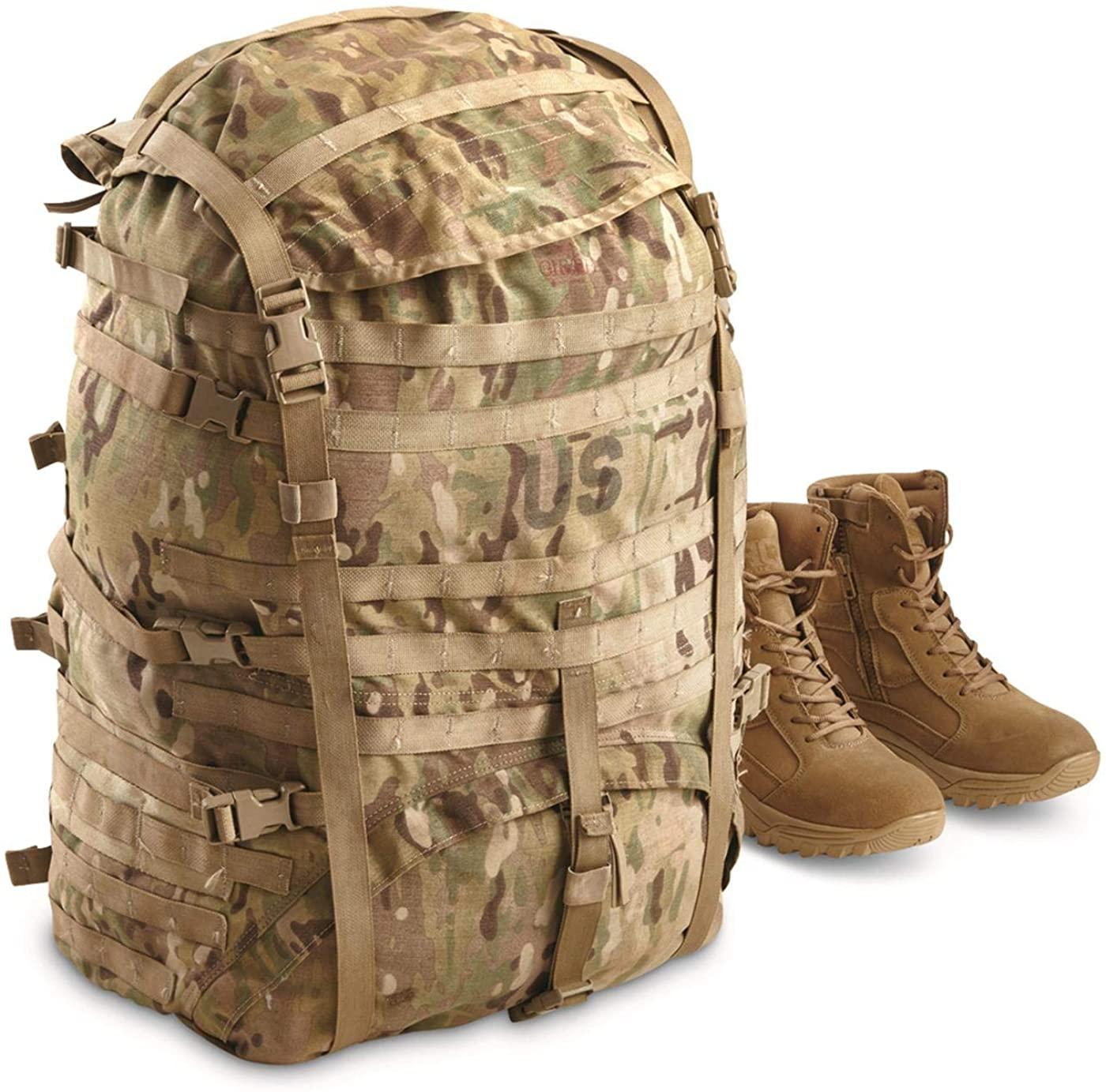 Surplus U.S. Military Large Rucksack, Used