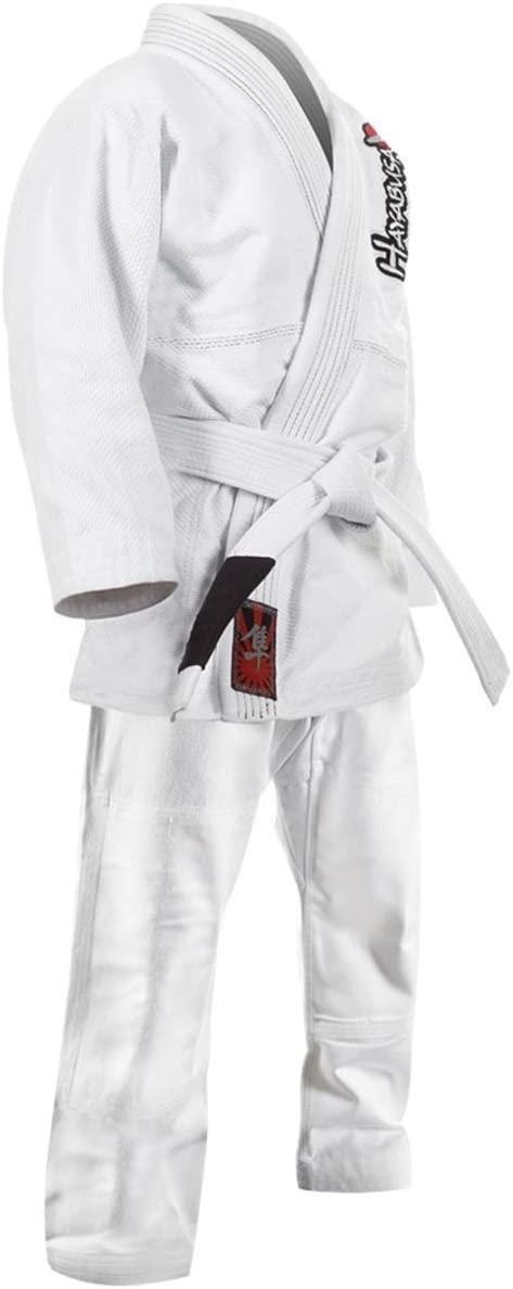 Hayabusa Yuushi Youth Jiu Jitsu Gi - White