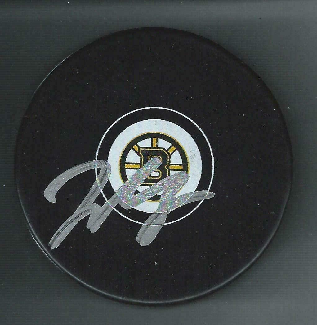 Jay Pandolfo Signed Hockey Puck - Autographed NHL Pucks