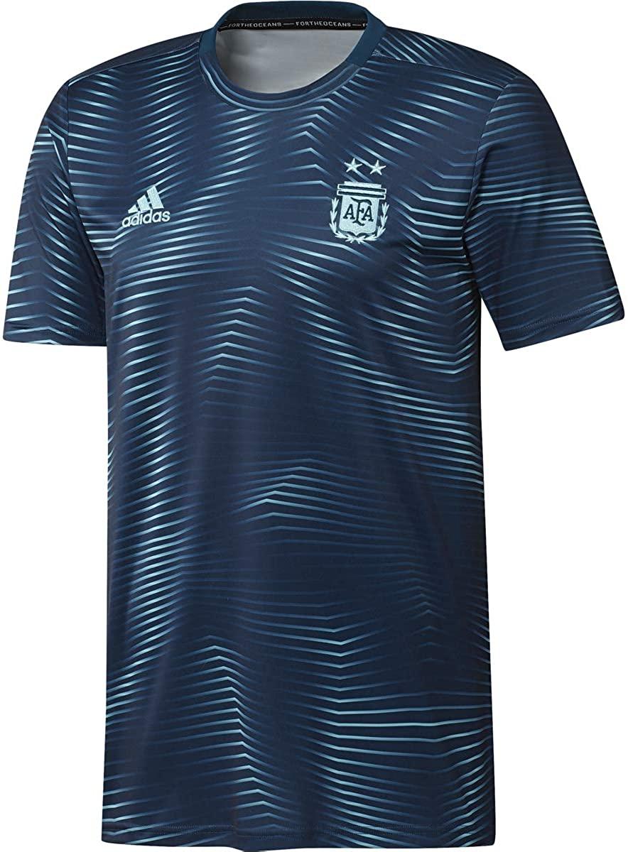 adidas Men's AFA Argentina Home Prematch Jersey