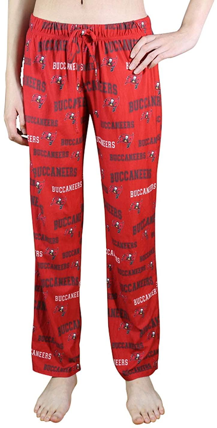 Womens Repeat Print Pajama/Sleepwear Pants Multicolor