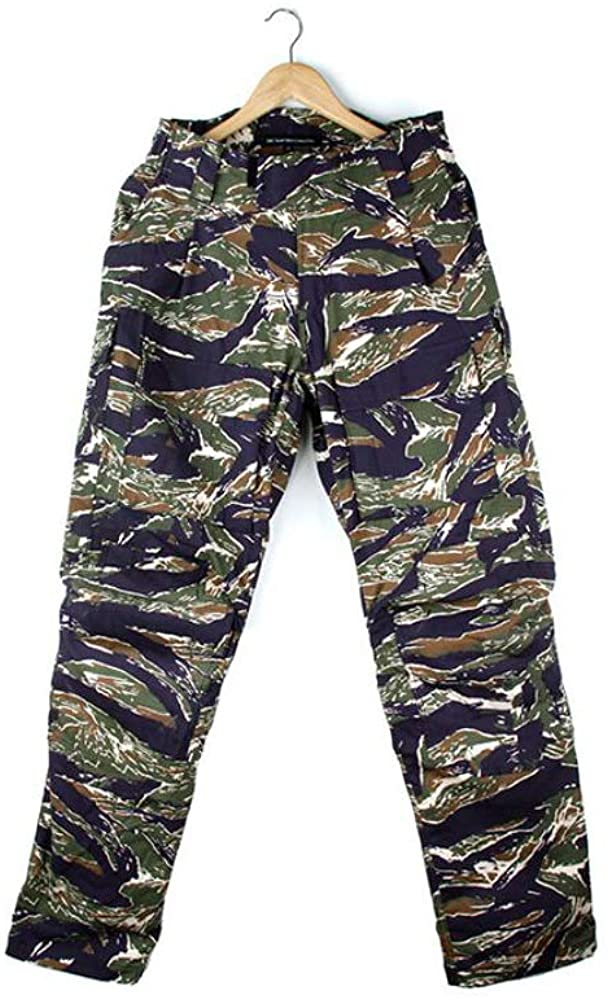 TMC DF Combat Pants (Blue Tigerstripe) for Outdoor Hiking Gaming