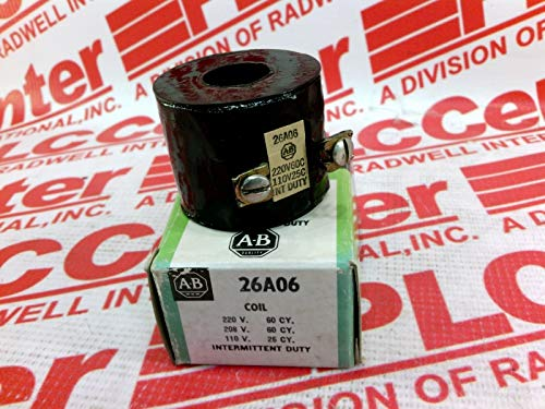 ALLEN BRADLEY 26-A06 Coil 110-220V 60HZ