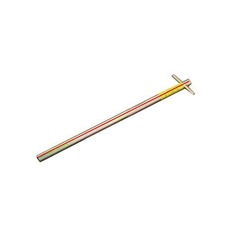 5pcs/1 Pack Elevator Triangle Key Long Type Length:300mm