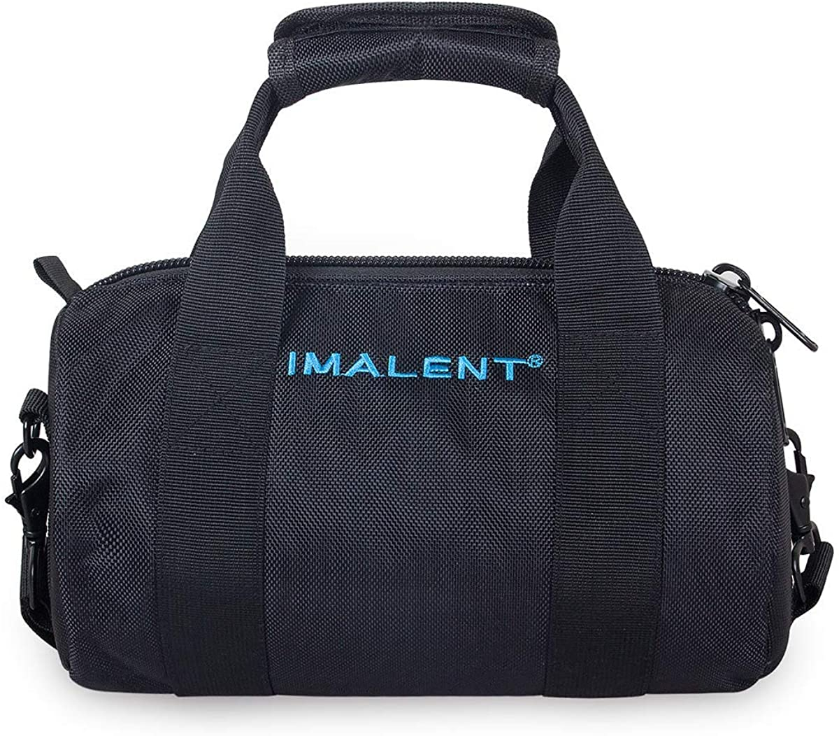 IMALENT MS12 Bag Outdoor Tactical Bags Utility Pouch, Waterproof Messenger Shoulder Bag EDC Pouch Carrying Case for DX80,R90C, MS18, R90TS and Electronic Product
