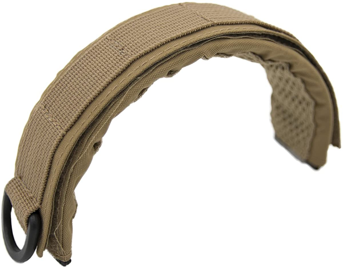 OPSMEN Headband Advanced Modular Headset Cover Fit for All General Tactical Earmuffs Accessories Upgrade Bags Case