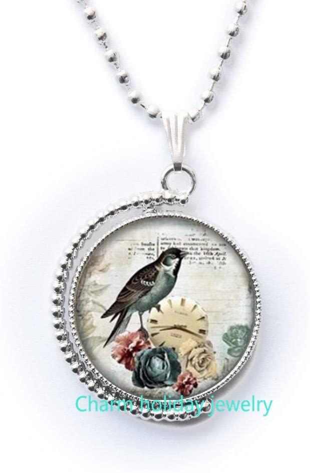 Charm holiday jewelry Dainty Bird Necklace,Bird Necklace,Bird Necklaces,Animal Necklace,Dainty Necklace-#143